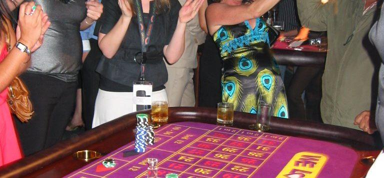 casino party hire brisbane gold coast roulette blackjack poker entertainment
