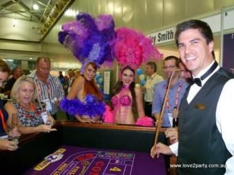Casino fun nights Gold Coast Brisbane