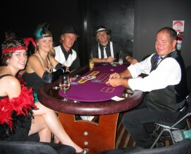 Poker den for Rio Tinto was a hit!